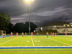 Field hockey on Turf Field