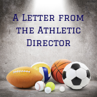 Letter from the Athletic Director