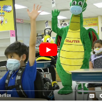 PSAs on Face Masks, Handwashing and Social Distancing for Kids